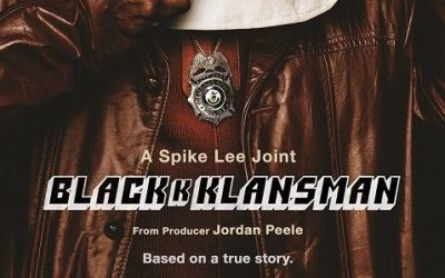 What BLACKkKLANSMAN Taught Us
